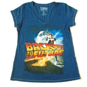 *3/$25* Vintage Back to the Future Tee